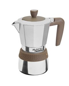 Pedrini - MyMoka Induction Coffeemaker - 3 Cups