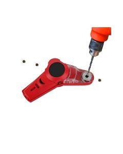 Drill Buddy – Boorhulp met mini stofzuiger en waterpas