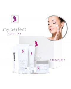 My Perfect Facial - 5 behandelingen kit