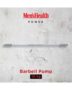 Men's Health - Barbell Pump - 10KG