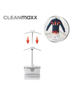 CleanMaxx - Iron Dryer - 1800 W