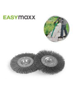 EasyMaxx - Voegenreiniger - Borstelset