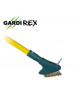 GardiREX - Weed Brush