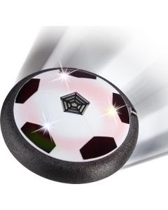 Relaxdays - Led Hoover air voetbal