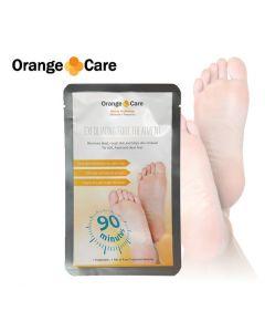 Orange Care Exfoliating Foot Treatment