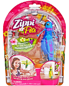 Zippi Pets Bird Blue