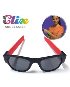 Clix Sunglasses Red