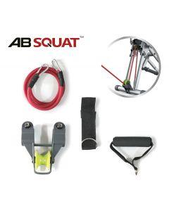 Ab Squat – Weerstandskit