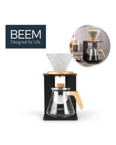 BEEM Pour Over Coffee Maker Set - 4 cups