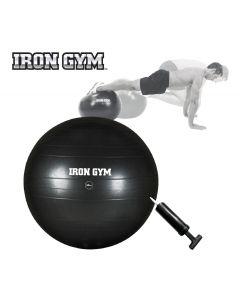 Iron Gym - Exercise Ball 65cm Incl. Pomp