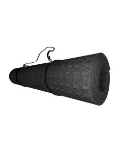 Iron Gym - Yogamat met strap - 4 mm