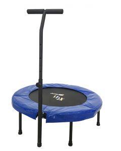 Orange Gym - Jump Up Trampoline Deluxe