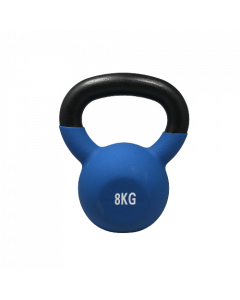 Orange Donkey – Kettlebell 8KG – Blauw