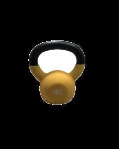 Orange Donkey – Kettlebell 6KG – Geel