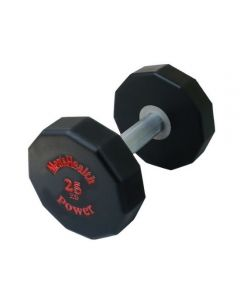 Men's Health - Urethane Dumbbell - 25 KG