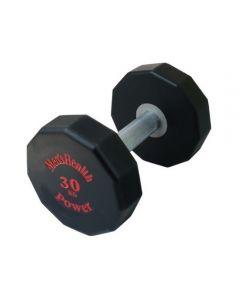Men's Health - Urethane Dumbbell - 30KG