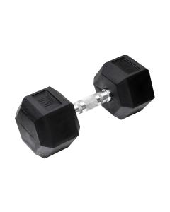 Orange Gym – Hex Dumbbell – 27.5kg