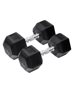 Orange Gym – Hex Dumbbell – 4kg – set van 2