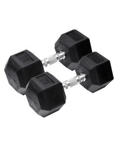 Orange Gym – Hex Dumbbell – 6kg – set van 2