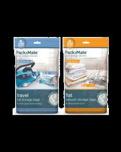 PackMate - Vacuüm Opbergzak - 6-delige set