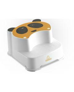 Babyloo Panda toilet krukje - Geel
