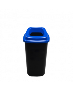Plafor Prullenbak 45L – Recycling – Blauw