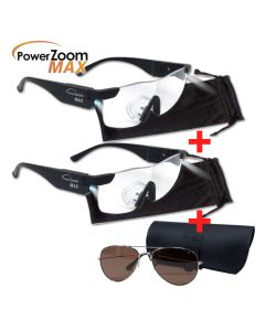 Power Zoom Max Glasses