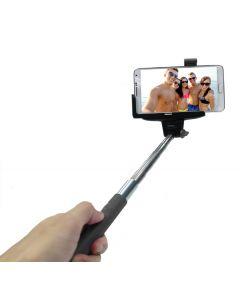 Orange Donkey Selfie Stick