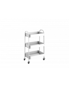 Mesa Living Trolley - Wit