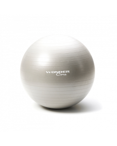 Wonder Core – Anti-Burst Gym ball 75 cm – Grijs
